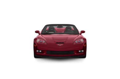 Surround Front Profile  2011 Chevrolet Corvette