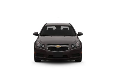 Surround Front Profile  2011 Chevrolet Cruze