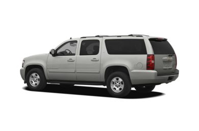 Surround 3/4 Rear - Drivers Side  2011 Chevrolet Suburban 1500