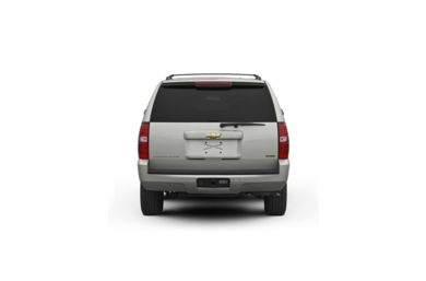 Surround Rear Profile 2011 Chevrolet Suburban 1500