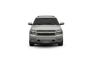 Surround Front Profile  2011 Chevrolet Suburban 2500