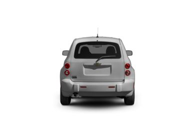 Surround Rear Profile 2011 Chevrolet HHR Panel