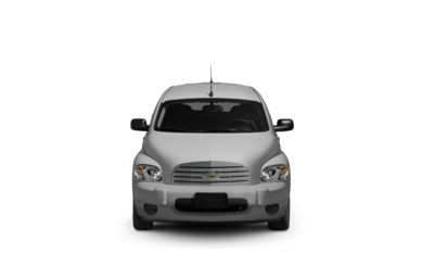 Surround Front Profile  2011 Chevrolet HHR Panel