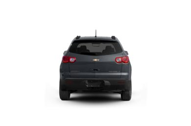 Surround Rear Profile 2011 Chevrolet Traverse