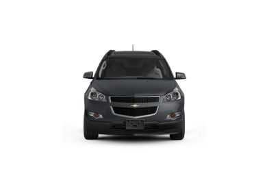 Surround Front Profile  2011 Chevrolet Traverse