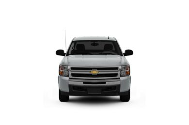 Surround Front Profile  2011 Chevrolet Silverado 1500