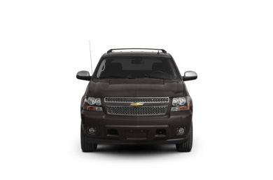 Surround Front Profile  2011 Chevrolet Avalanche