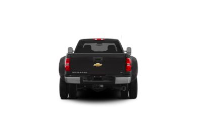 Surround Rear Profile 2011 Chevrolet Silverado 3500HD