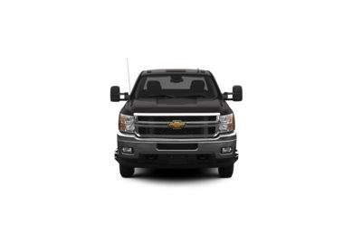 Surround Front Profile  2011 Chevrolet Silverado 3500HD
