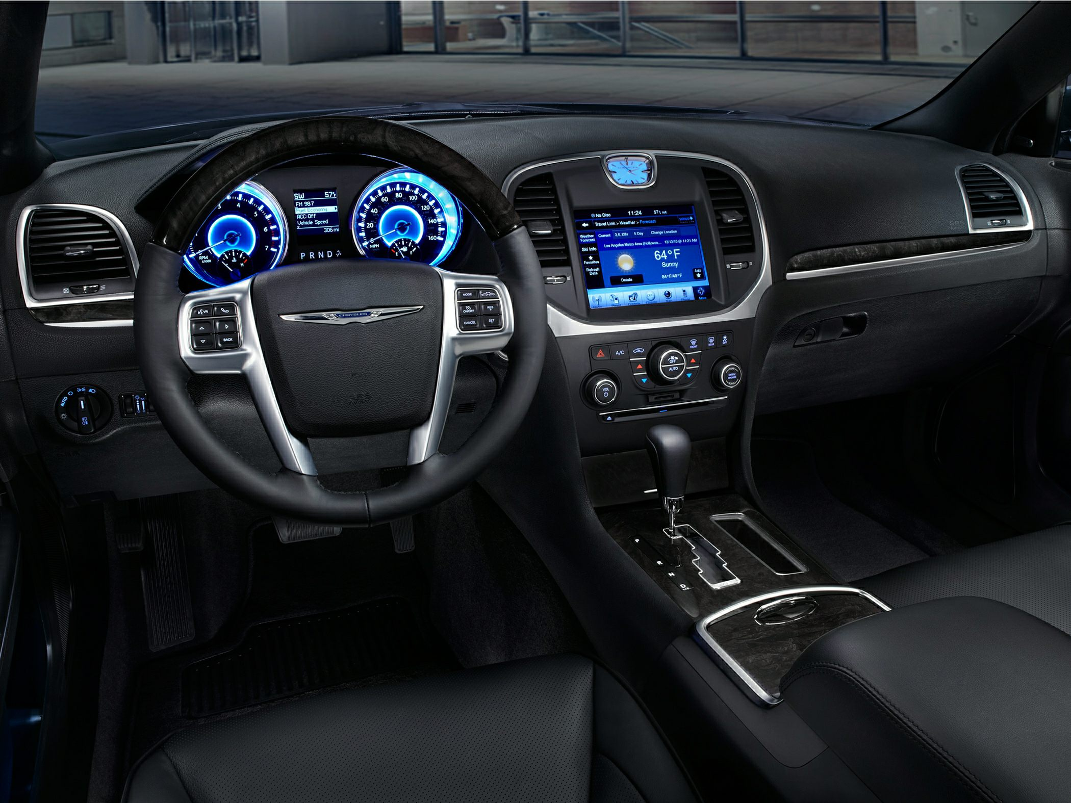 2014 chrysler 300c interior front