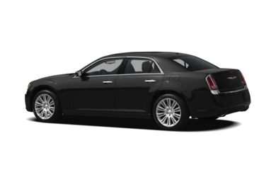 Surround 3/4 Rear - Drivers Side  2011 Chrysler 300C