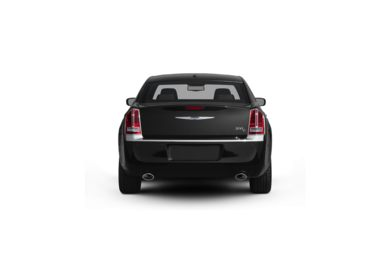 Surround Rear Profile 2011 Chrysler 300C