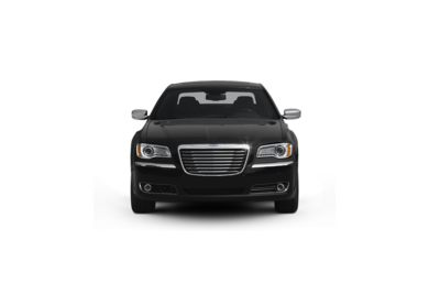 Surround Front Profile  2011 Chrysler 300C