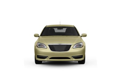 Surround Front Profile  2011 Chrysler 200