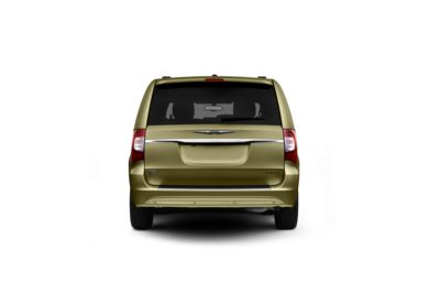 Surround Rear Profile 2011 Chrysler Town & Country