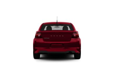 Surround Rear Profile 2011 Dodge Avenger