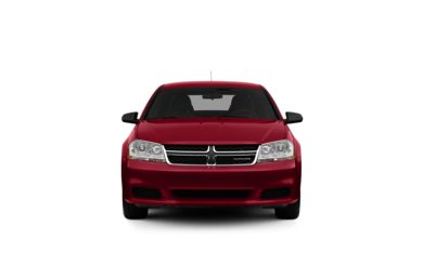 Surround Front Profile  2011 Dodge Avenger