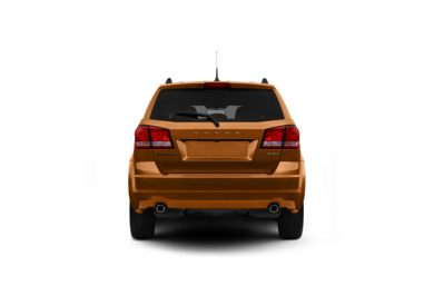 Surround Rear Profile 2011 Dodge Journey