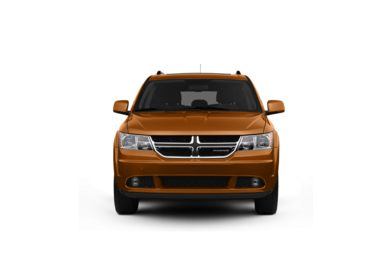 Surround Front Profile  2011 Dodge Journey