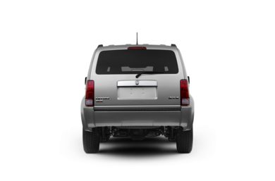Surround Rear Profile 2011 Dodge Nitro