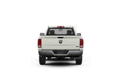 Surround Rear Profile 2011 Dodge Ram 1500