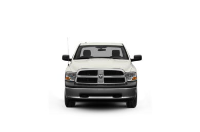 Surround Front Profile  2011 Dodge Ram 1500