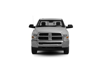 Surround Front Profile  2011 Dodge Ram 2500