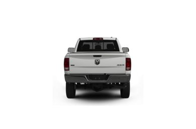 Surround Rear Profile 2011 Dodge Ram 3500