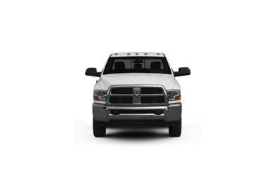 Surround Front Profile  2011 Dodge Ram 3500