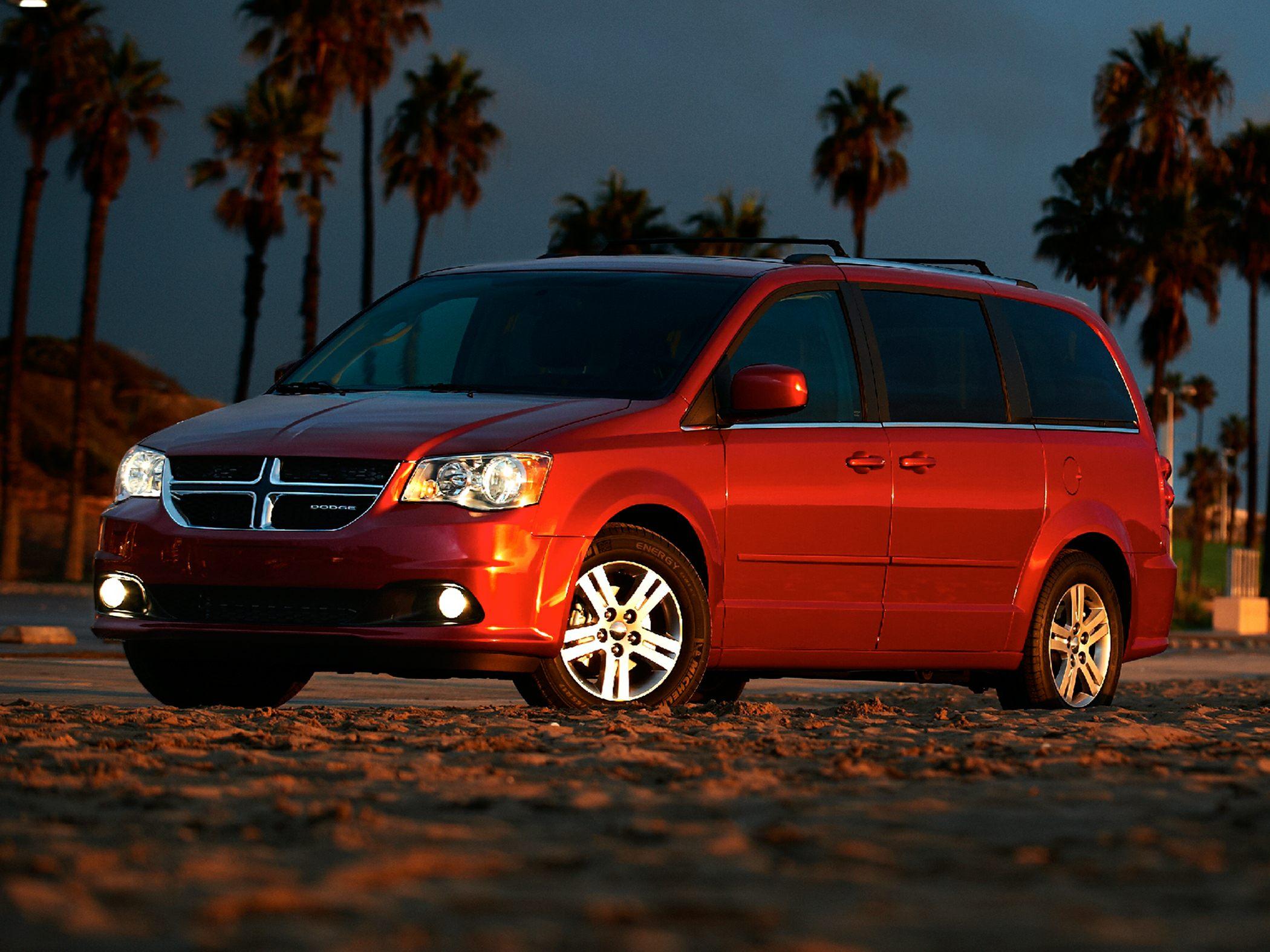 2014 Dodge Grand Caravan Glamour