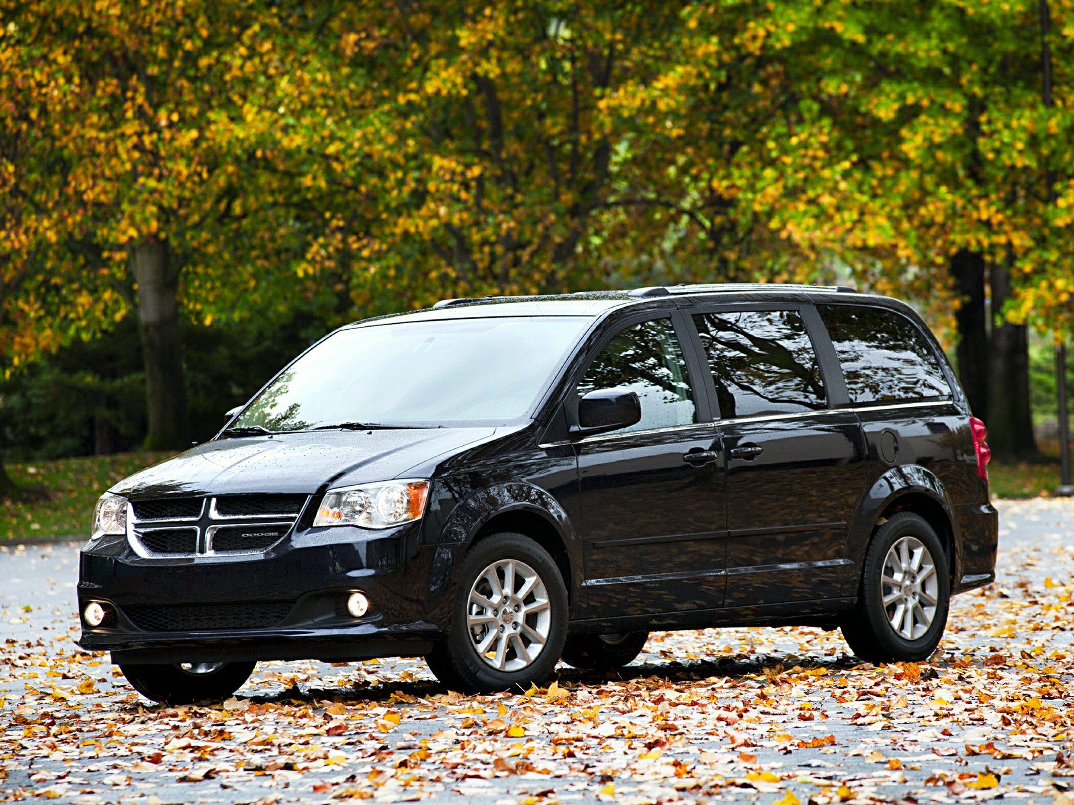 2014 Dodge Grand Caravan Glamour2