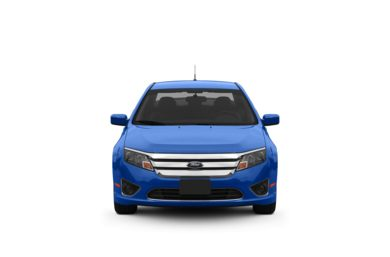 Surround Front Profile  2011 Ford Fusion