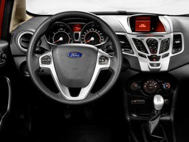 OEM Interior Primary 2013 Ford Fiesta