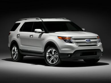 oem exterior 2015 ford explorer