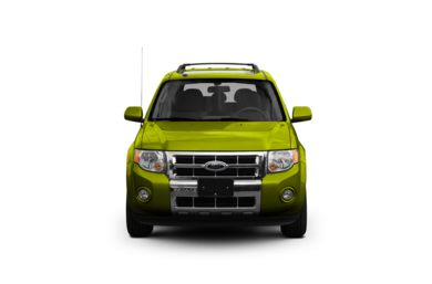Surround Front Profile  2011 Ford Escape Hybrid