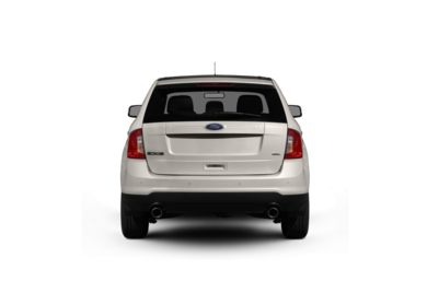 Surround Rear Profile 2011 Ford Edge