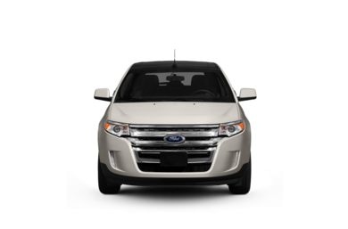 Surround Front Profile  2011 Ford Edge
