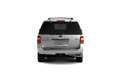 Surround Rear Profile 2011 Ford Expedition