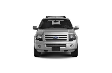 Surround Front Profile  2011 Ford Expedition