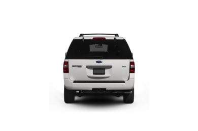 Surround Rear Profile 2011 Ford Expedition EL