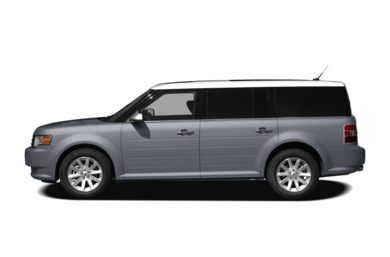 90 Degree Profile 2011 Ford Flex