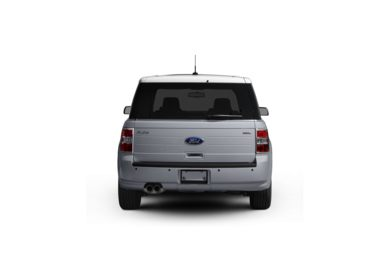 Surround Rear Profile 2011 Ford Flex