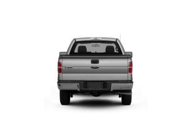 Surround Rear Profile 2011 Ford F-150