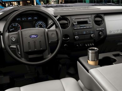 OEM Interior Primary  2012 Ford F-450