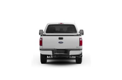 Surround Rear Profile 2011 Ford F-250