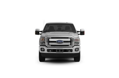 Surround Front Profile  2011 Ford F-250