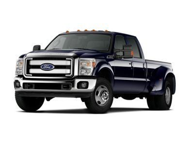 OEM Exterior  2012 Ford F-450
