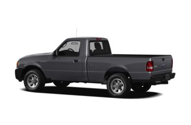 Surround 3/4 Rear - Drivers Side  2011 Ford Ranger