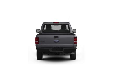 Surround Rear Profile 2011 Ford Ranger