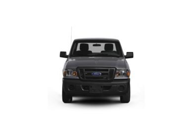 Surround Front Profile  2011 Ford Ranger